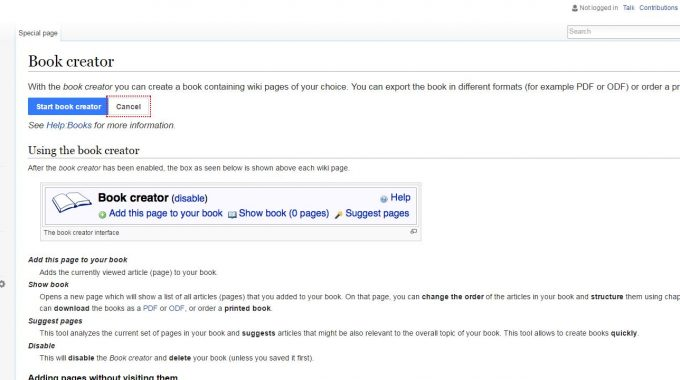 How To Download and Print Wikipedia Page in PDF [Tips]